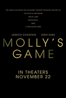 Molly's Game #1518205 movie poster