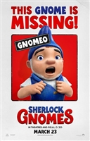 Gnomeo & Juliet: Sherlock Gnomes #1518284 movie poster