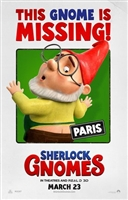 Gnomeo & Juliet: Sherlock Gnomes #1518285 movie poster