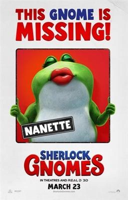 Gnomeo & Juliet: Sherlock Gnomes poster #1518286