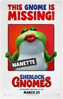 Gnomeo & Juliet: Sherlock Gnomes #1518286 movie poster