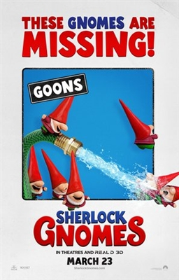 Gnomeo & Juliet: Sherlock Gnomes poster #1518289