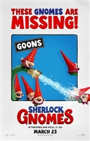 Gnomeo & Juliet: Sherlock Gnomes #1518289 movie poster