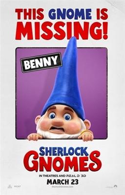 Gnomeo & Juliet: Sherlock Gnomes poster #1518291