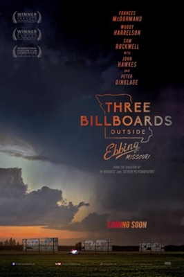Three Billboards Outside Ebbing, Missouri poster #1518294