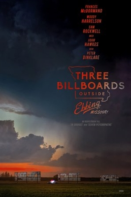 Three Billboards Outside Ebbing, Missouri poster #1518365