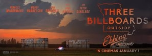 Three Billboards Outside Ebbing, Missouri poster #1518366