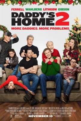 Daddy's Home 2 poster #1518549