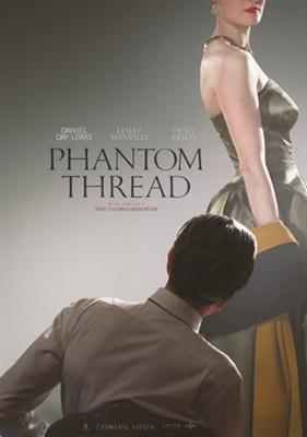 Phantom Thread poster #1518877