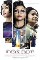 Hidden Figures  #1518942 movie poster