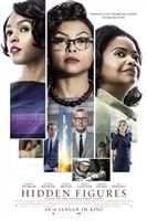 Hidden Figures  #1518944 movie poster