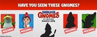Gnomeo & Juliet: Sherlock Gnomes #1518997 movie poster