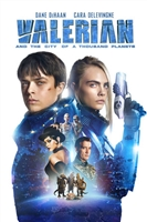 Valerian and the City of a Thousand Planets  movie poster
