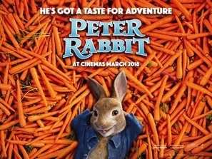 Peter Rabbit poster #1520409