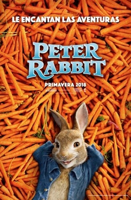 Peter Rabbit poster #1520410