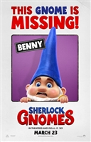 Gnomeo & Juliet: Sherlock Gnomes #1520412 movie poster