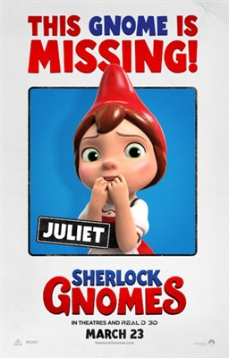 Gnomeo & Juliet: Sherlock Gnomes poster #1520416