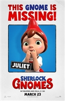 Gnomeo & Juliet: Sherlock Gnomes #1520416 movie poster