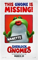 Gnomeo & Juliet: Sherlock Gnomes #1520421 movie poster