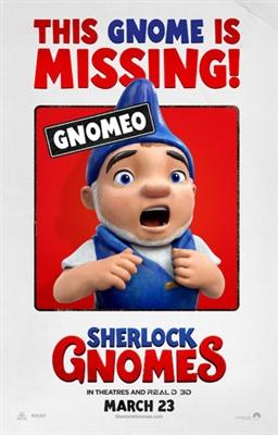 Gnomeo & Juliet: Sherlock Gnomes poster #1520424