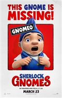 Gnomeo & Juliet: Sherlock Gnomes #1520424 movie poster