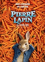 Peter Rabbit #1520430 movie poster