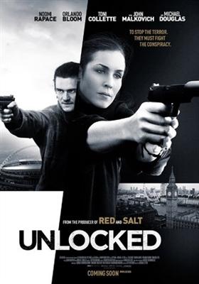 Unlocked poster #1520469