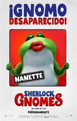 Gnomeo & Juliet: Sherlock Gnomes poster #1520498