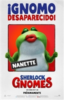 Gnomeo & Juliet: Sherlock Gnomes #1520498 movie poster