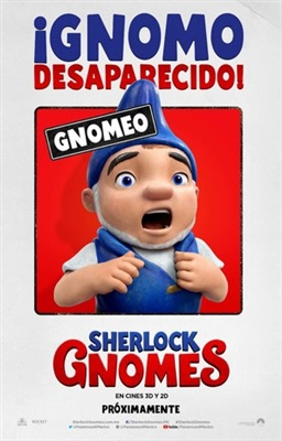 Gnomeo & Juliet: Sherlock Gnomes poster #1520500