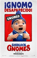 Gnomeo & Juliet: Sherlock Gnomes #1520500 movie poster