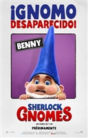 Gnomeo & Juliet: Sherlock Gnomes movie poster