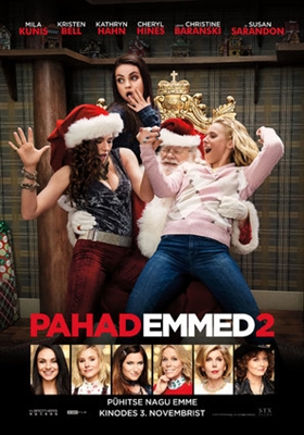 A Bad Moms Christmas poster #1520527
