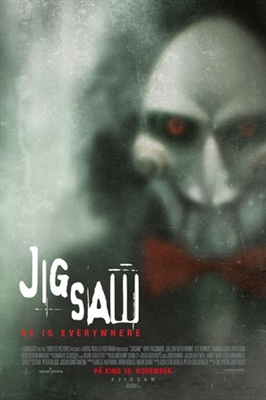 Jigsaw poster #1520549