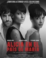 Alicia en el país de María movie poster