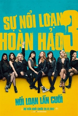 Pitch Perfect 3 poster #1520827