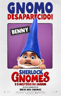 Gnomeo & Juliet: Sherlock Gnomes poster #1520880