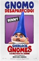 Gnomeo & Juliet: Sherlock Gnomes #1520880 movie poster