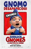 Gnomeo & Juliet: Sherlock Gnomes #1520881 movie poster