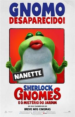 Gnomeo & Juliet: Sherlock Gnomes poster #1520883