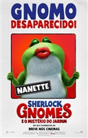 Gnomeo & Juliet: Sherlock Gnomes #1520883 movie poster