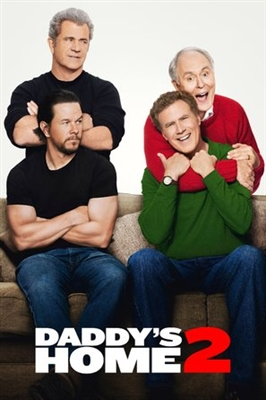 Daddy's Home 2 poster #1520887