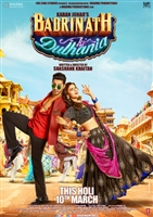 Badrinath Ki Dulhania movie poster