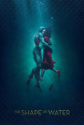 The Shape of Water poster #1520982