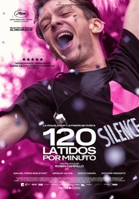 120 battements par minute poster #1520986