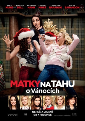 A Bad Moms Christmas poster #1520990