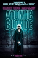 Atomic Blonde movie poster
