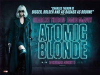 Atomic Blonde movie poster