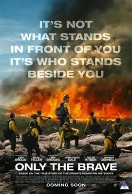 Only the Brave poster #1521042