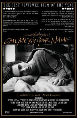 Call Me by Your Name poster #1521066